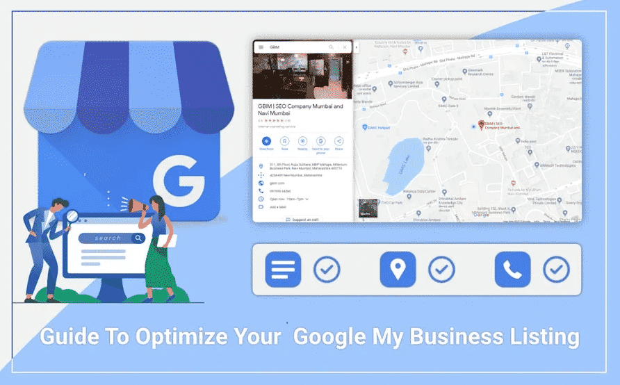 how you can Optimize Google My Business Page