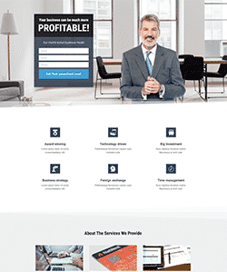 Landing-Page-Financial-consultant