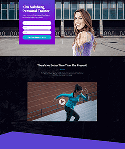 Landing-Page-Personal-Trainer